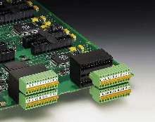 PCB Terminal Block Headers are SMT compatible.