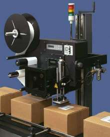Printer Applicator is offered with RFID print engine.