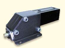 Pneumatic Clamp features fully-enclosed design.