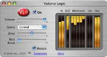 Audio Software provides real-time digital remastering.