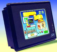 TFT Color TouchScreen HMI has 200 MHz processor.