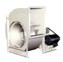 Centrifugal Fans offer 4 and 8 direct drive arrangements.