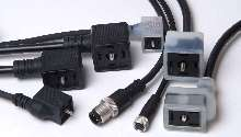 Connectors are suited for packaging machinery.