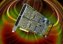 PCI Cards feature 4096 Mbit on-board signal memory.