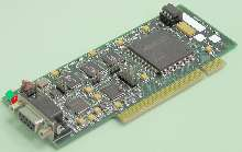 PC Board offers gigabit speed communication.