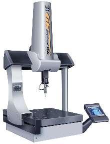 CMM utilizes opto-electronic measuring system.