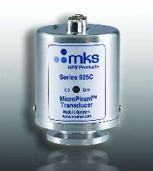 Transducer can be mounted in any position.