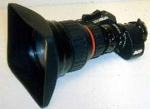 Zoom Lenses suit digital and HDTV cameras.