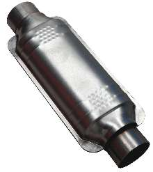 Catalytic Converter is designed for quieter operation.