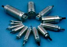 Air Cylinders offer dimensional standardization.