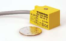 Inductive Sensors offer non-contact sensing of metal objects.