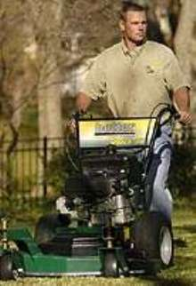 Lawn Mower suits commercial or residential applications.