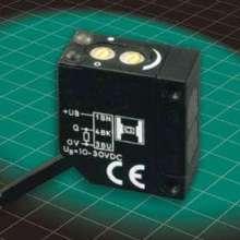 Miniature Photoelectric Sensor is field-adjustable.