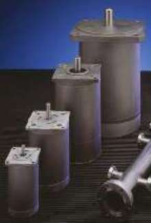 Vacuum Motors suit forming and casting applications.