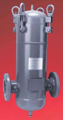 Pipeline Filters are suited for natural gas applications.