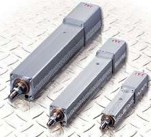 Electric Actuator offers 10.02 mm positioning repeatability.