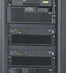 Processor-Based Server runs multiple operating systems.