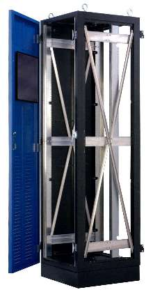 Seismic Cabinet Enclosures offer heavy-duty construction.