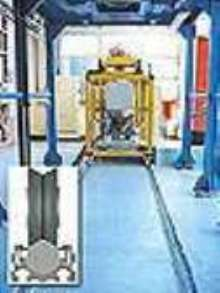 Transport System aids on-floor movement of heavy loads.