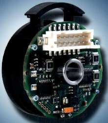 Rotary Encoder has commutation and serial interface.