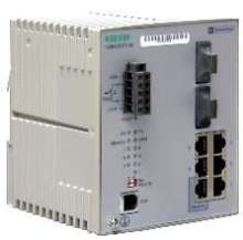 Ethernet Switch links manufacturing and control devices.