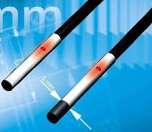 Inductive Sensor/Connector measures 3 mm in diameter.