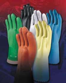 General-Purpose Gloves offer chemical and liquid resistance.