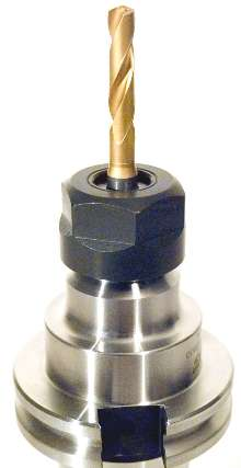Collet Nuts suit precision and high-speed applications.