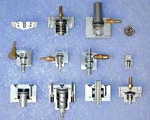 Air Cylinders may be modified to user requirements.