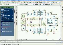 Facilities Management Software is compatible with AutoCAD?.