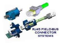 Connector System offers temperature resistance to 120°C.