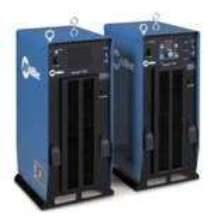 Multi-MIG Welding Inverters monitor arc conditions.