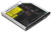 CD/DVD Burner Drive records data and video files.