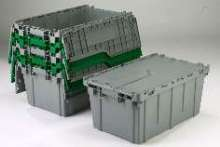 Attached Lid Containers suit distribution applications.