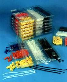 Wiring Accessory Kits keep cable ties organized.