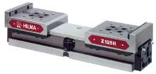 Concentric Vises clamp odd-sized workpieces.