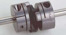 Oldham Couplings operate with zero backlash.