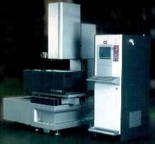 CNC Die-Sinker EDM performs simultaneous 4-axis machining.