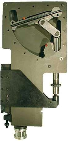 Toggle Press is offered in 2-40 ton models.