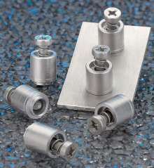 Panel Fasteners suit stainless steel assemblies.