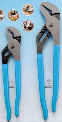 Plier Set offers two adjustable pliers.
