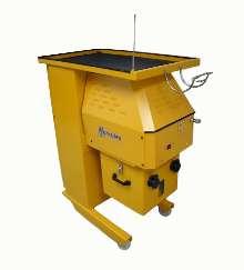Dust Extractor incorporates heavy-duty motor.