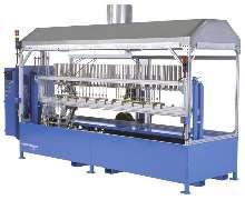 Manifold Brazing Machine features automatic operation.