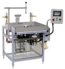 Brazing Machine features automatic operation.