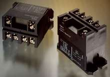 Power Relay offers screw termination.