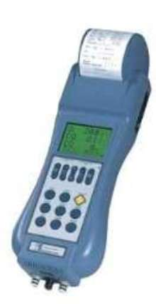 Gas Analyzer helps maintain boilers and heaters.