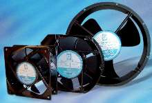 Fans deliver 300 cfm airflow from 6.72 in. housing.
