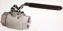 Ball Valves are rated up to 1,000 psi.