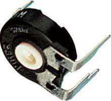 Carbon Potentiometer has 100k cycle mechanical life.
