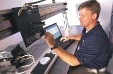 Metrology Systems feature software and database support.